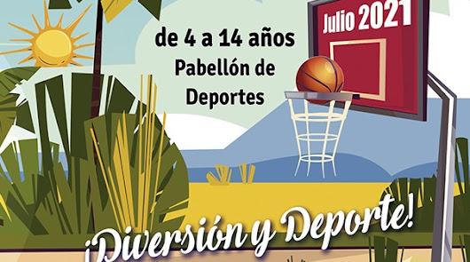 El Campus de Verano del CB La Mojonera viene cargado de diversión y sorpresas