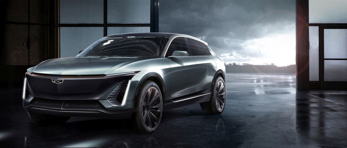 Fully Electric EV Concept