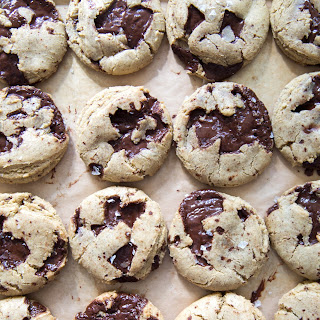 Olive Oil Chocolate Chunk Cookies Recipe