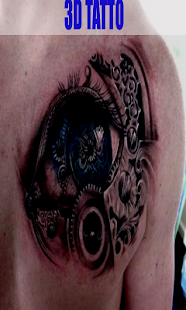 Tatto 3D Galery - náhled