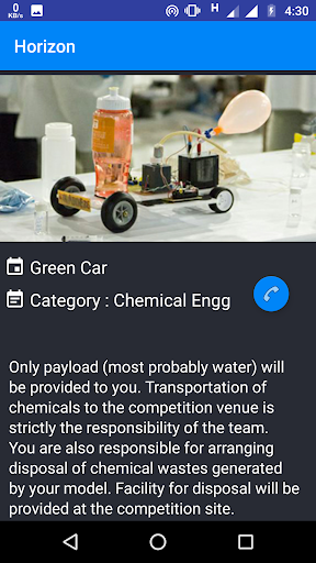 Horizon app (apk) free download for Android/PC/Windows screenshot