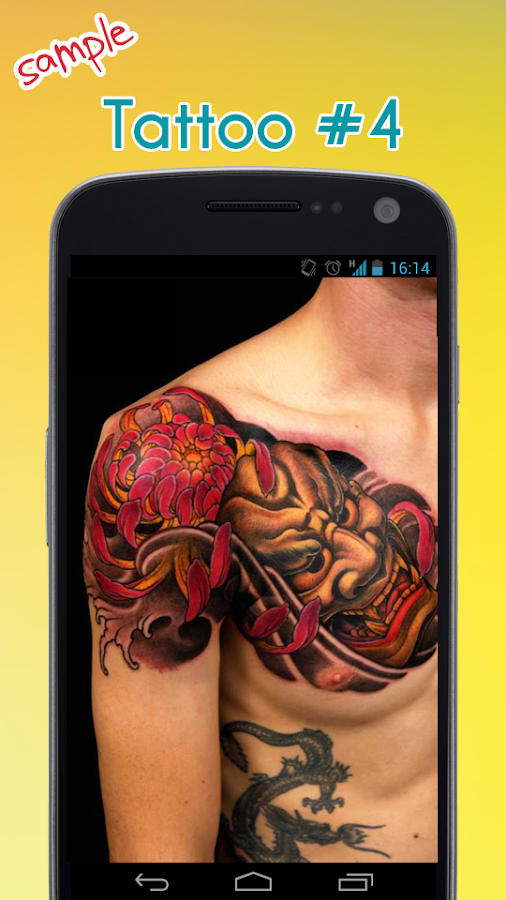 Japanese Tattoo Ideas - Android Apps on Google Play