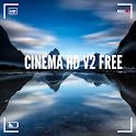Cinema hd v2 free icon