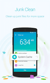 Booster for Android - FREE Screenshot 2