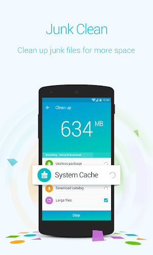 1 Booster for Android - FREE App screenshot