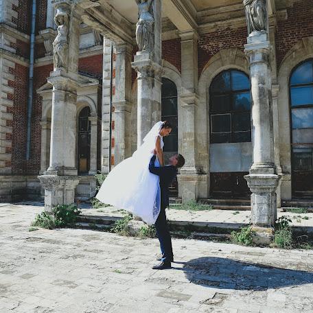 Wedding photographer Olga Ignatova (OlgaIgnatova). Photo of 15.05.2017