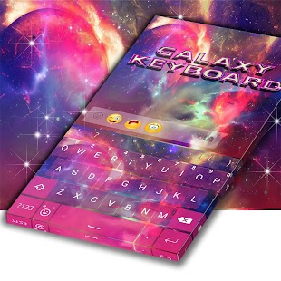 Smart Galaxy Keyboard - náhled