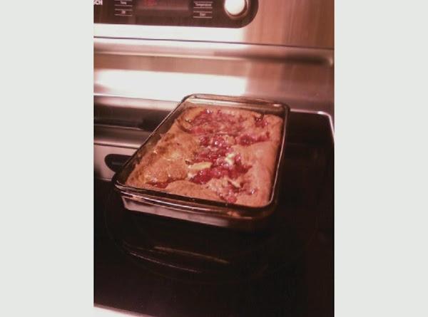 Copy Cat Recipe Cherry Cobbler Like Blackeyed Pea Restaurant