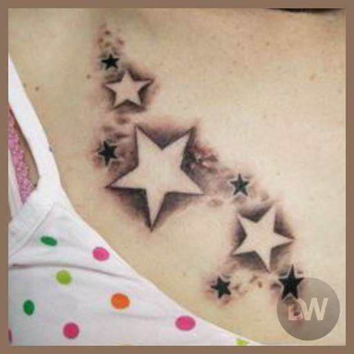 Star Tattoos Ideas 遊戲 App LOGO-硬是要APP
