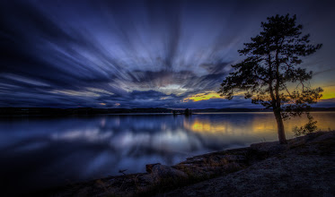 Photo: Sometimes you just want to go to the extreme. Well, this is a rather extreme edit of a sunset::-)  For #2012project52 by +Gretchen Chappelle, +Shelly Gunderson, +Gary Munroe, +Gene Bowker, +Sue Butler, +LaDonna Prideand +Kate Church and #sunsetsaturday by +Dennis Hoffbuhr and #landscapephotography by +Margaret Tompkins, +Carra Riley, +paul t beard, +Ke Zengand +David Heath Williams and #nordiclandscapes by +Juha Kal.