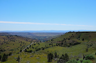 Photo: Warm Springs Indian Reservation