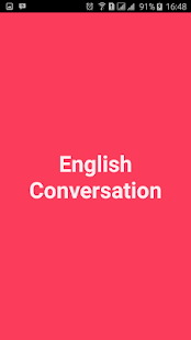 English Conversation screenshot