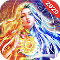 Color Art:Paint by Number&Color by Number for Free icon