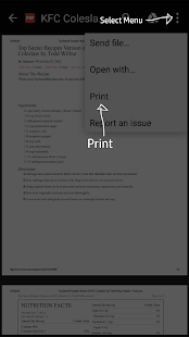 HP Print Service Plugin- screenshot thumbnail