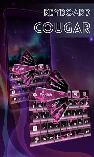 Cougar Keyboard