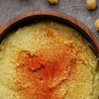 Roasted Green Pepper Hummus Recipes