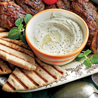 Yogurt-Tahini Sauce.