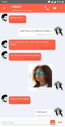 Anonymous Chat 1.60 screenshots 2