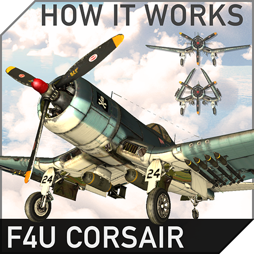 How it Works: F4U Corsair aircraft