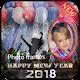 Happy New Year 2018 HD Photo Frames (app)