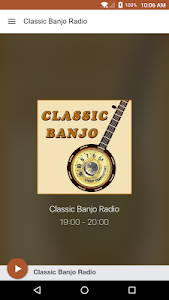 Classic Banjo Radio screenshot 1