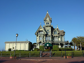 Photo: Carson Mansion - Eureka, CA Built in 1886