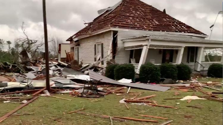 Tornado tears through Alabama, killing 23 and causing 'catastrophic