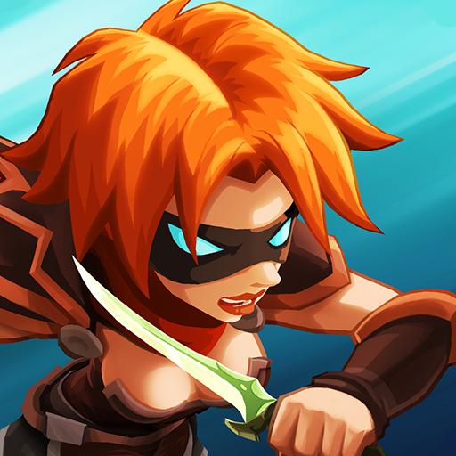 英雄與冒險 冒險 LOGO-玩APPs