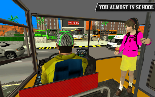 City School Bus Game 3D 1.0 screenshots 2