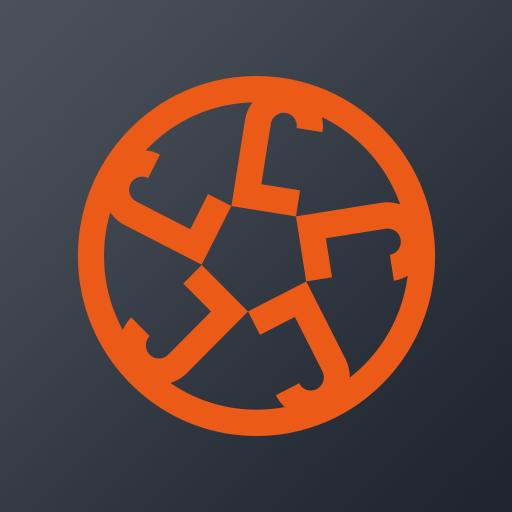 Társkereső alkalmazások logói