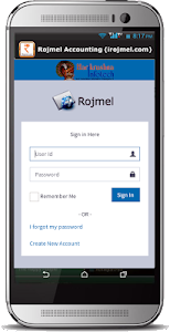 Rojmel Accounting screenshot 0