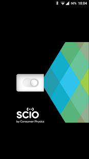 SCiO Lab: Developer Toolkit Screenshot