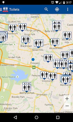 Toilets - Australia Offline
