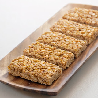 Crunchy Granola Bars Recipe