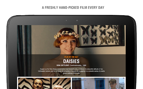 MUBI – Stream & Download Films- screenshot thumbnail