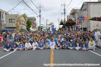 Photo: 【平成23年(2011) 本宮】 平成23年度 集合写真。
