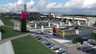 Jaén plaza  será el mayor centro comercial de la ciudad de Jaén.