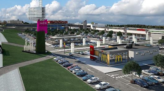 Alvores obtiene licencia para construir una galería comercial en Jaén