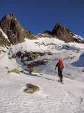 Photo: Výstup k Priečnému sedlu (2352 m)
