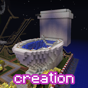 Creation Maps for Minecraft PE on Google Play Reviews   Stats on