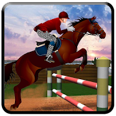 Horse Riding & Jumping Show: Simulator