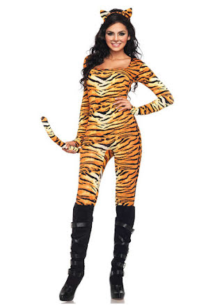 Sexy Tigerdräkt
