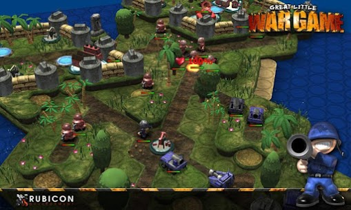 Great Little War Game Apk Download For Android and Iphone 5