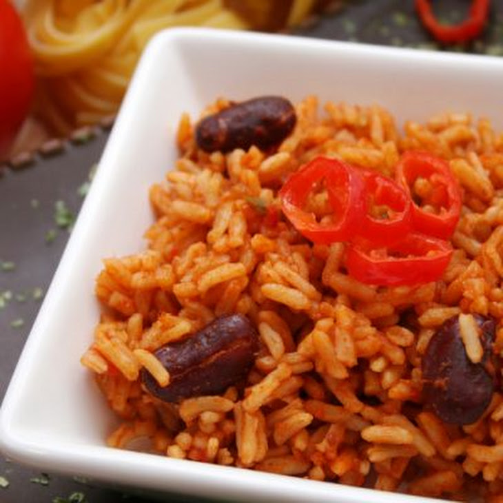 Slow Cooked Mexican-Style Rice Recipe