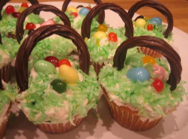 Edible Easter Baskets
