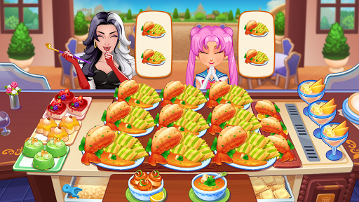 Cooking Master :Fever Chef Restaurant Cooking Game 1.29 screenshots 2