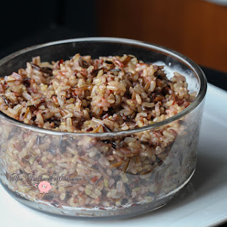 Perfect Pressure Cooker Wild Grain Rice