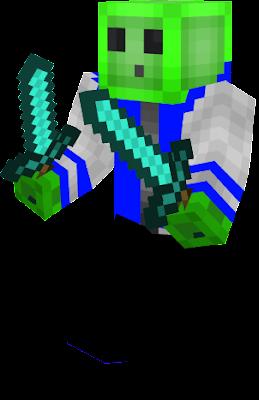 Logo Minecraft | Nova Skin