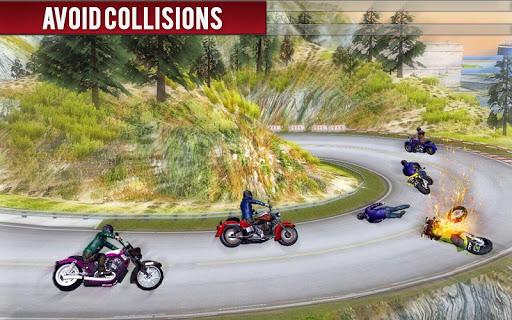 ud83cudfcdufe0fNew Top Speed Bike Racing Motor Bike Free Games  screenshots 9