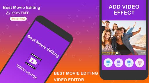 Best Movie Editing Pro -Video Creator - Photo Edit screenshot 3